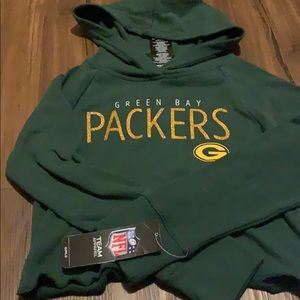 Green Bay Packers sweatshirt! Youth small